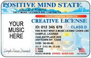 music license